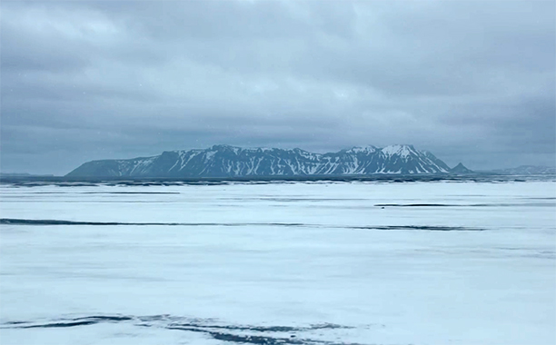 It's Cold in Siberia
