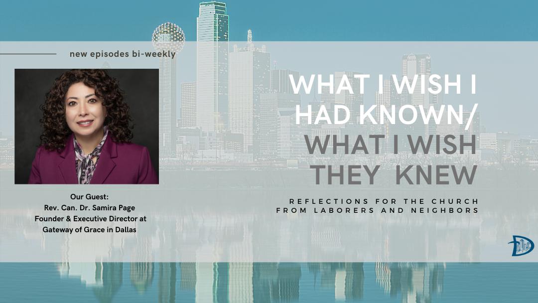 WIWIHK/WIWTK Podcast – Rev. Can. Dr. Samira Page